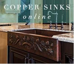 Copper Sinks Online